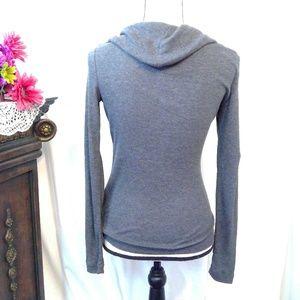GAP Sweaters - Gap Charcoal The Octavia Waffle Cowl